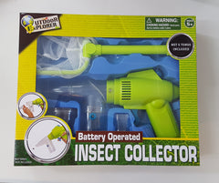 Battery operated Insect Collector