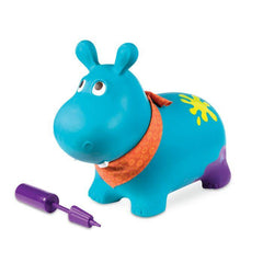 Bouncy Boing Hankypants Hippo