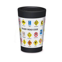 CuppaCoffeeCup: Rugby Road Code – Designed by Glenn Jones