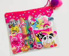 kidz-stuff-online - Stationery set in a bag lol