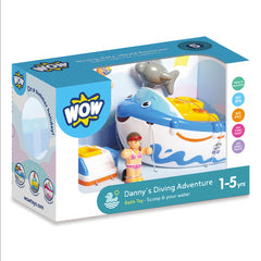 kidz-stuff-online - Danny's Diving Adventure - Wow Toys