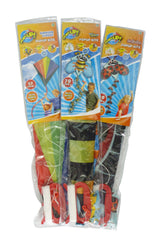 Diamond Bee Popup Kite