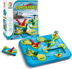 Dinosaurs Mystic Islands Smart Games
