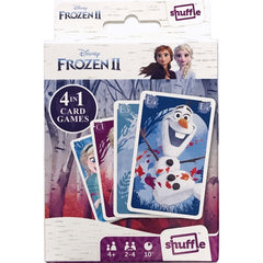 Disney's Frozen II – 4 in 1 Card Games