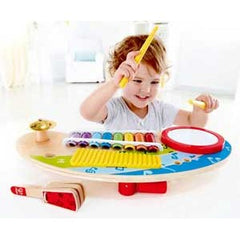 kidz-stuff-online - Mighty Mini Band Wooden - Hape
