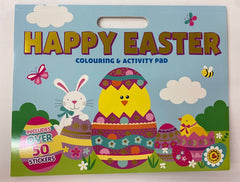 Easter Giant Activity and colouring Pad