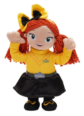 The Wiggles Dancing Emma Doll