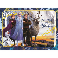 Frozen Prepare for Adventure Puzzle 35pce