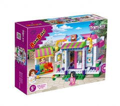 Trendy City Cafe Banbao blocks 6115