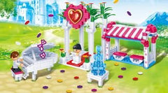 Wedding Garden Set Banbao Blocks 6106