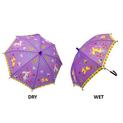 Gift Junction | Colour Change Umbrella - Unicorn