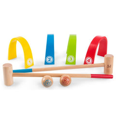 colour croquet hape