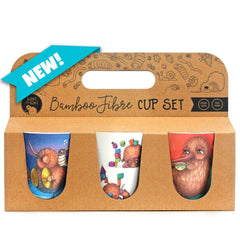 kidz-stuff-online - Kuwi's the kiwi Bamboo cups
