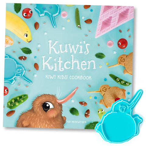 Kuwi's Cookbook  by Kat Merewether