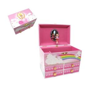 Jewellery box Ballerina large