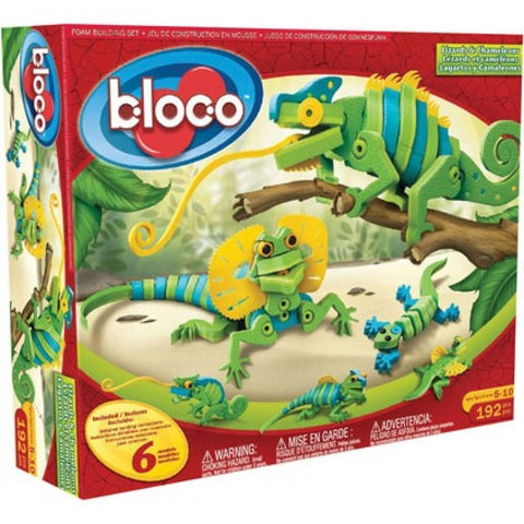 Lizards and Chameleons Bloco