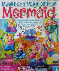 kidz-stuff-online - Mermaid Mould and Paint Glitter