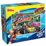 Mickey and the Roadster Racers Speed Roadsters 50 Piece XL Puzzle