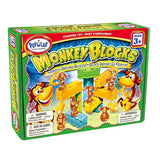 Monkey Blocks Popular Playthings