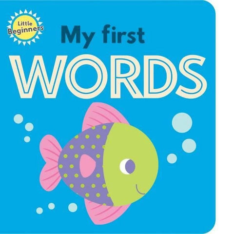 My First Words Little Beginners X Shop By Price,Books,X ...