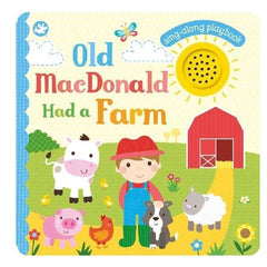 Old MacDonald Had A Farm Sing Along Playbook