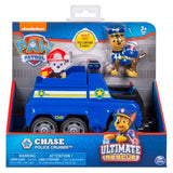 Paw Patrol - Rescue Chase Police Cruiser