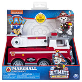 Paw Patrol - Rescue Marshall Fire Truck