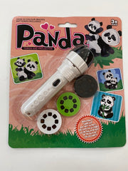Panda Torch and Projector