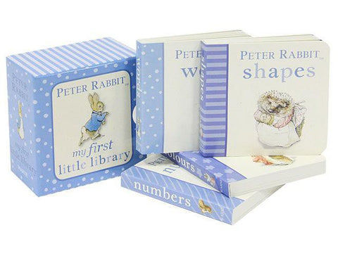 Peter Rabbit  library books