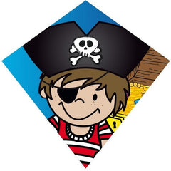 Pirate Jimmy Kite Mini Eddy