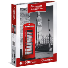 1000 Piece Puzzle London Platinum