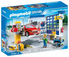 Playmobil City Life Car Garage 70202