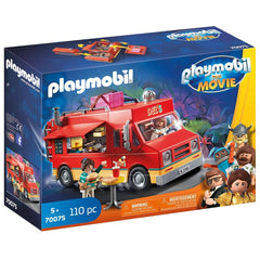 Playmobil Del's Food Truck 70075