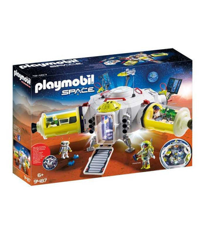 Playmobil Space Station 9487