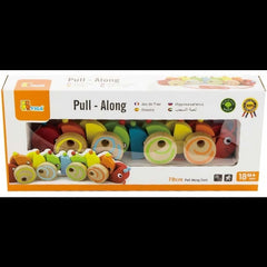 Pull-Along Caterpillar-Viga