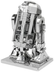 Star Wars metal earth R2-D2