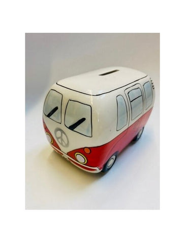 Combi Van Money Box