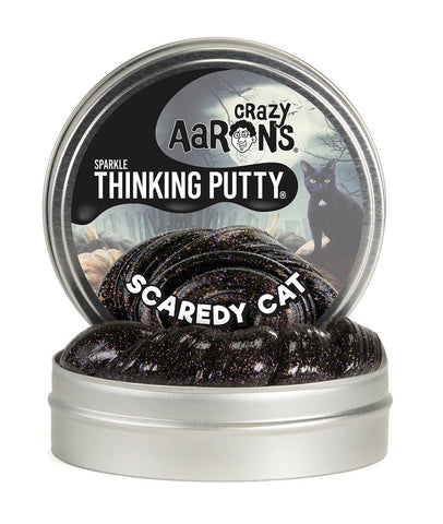 Scaredy Cat Thinking Putty LIMITED EDITION
