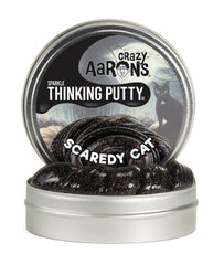 Scaredy Cat thinking putty crazy aarons