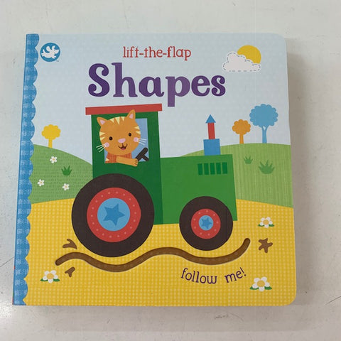 Shapes Flap book