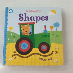 lift the flap book shapes