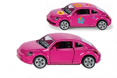 kidz-stuff-online - Siku 1488 VW The Beetle pink