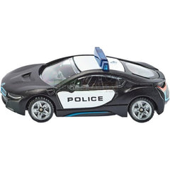 Police Car US BMW I8 1533