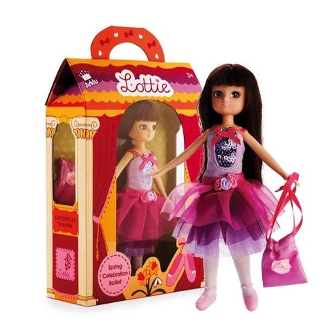 Spring Celebration Ballet Lottie Dolls
