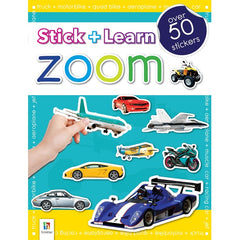 Stick and Learn Zoom Hinkler