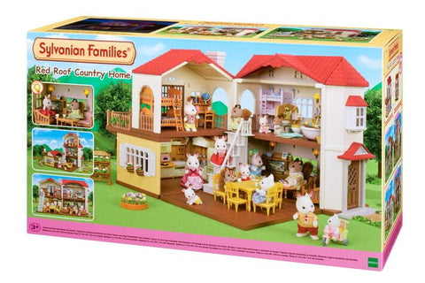 Red Roof Country Home Sylvanian families