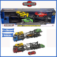car transporter die cast