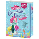 The Ultimate Crystal Mermaid Book and Kit