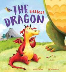 The Littlest Dragon - Book
