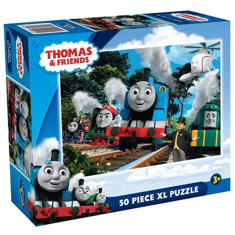 Thomas and Friends The Great Race 50 Piece XL Puzzle